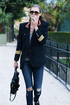 { Military Jacket }