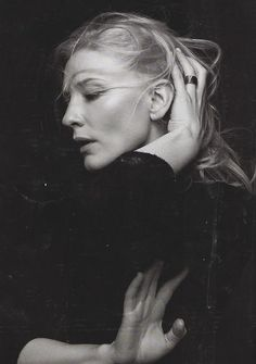 Cate Blanchett - my second favorite CKate