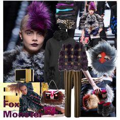 Fox Monster *-*