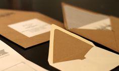 kraft paper envelope liner