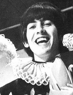 George very happy!
