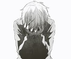 (98) sad anime boy   Tumblr