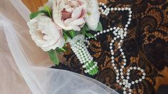 Lace and Veils, Peonies and Pearls. Sarah.jane.events@outlook.com