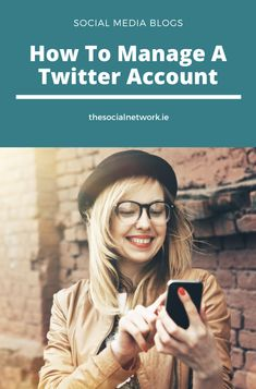 If you're now wondering whether it's time to freshen up your Twitter account, here's how to change your details. #twitter #socialmediatips #socialmedia #twittertips #twitterforbusiness Social Media Tips, Social Networks, Twitter For Business, Twitter Tips, Accounting, Change, Social Media