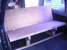 DIY Convertible Bench Bed Instructions