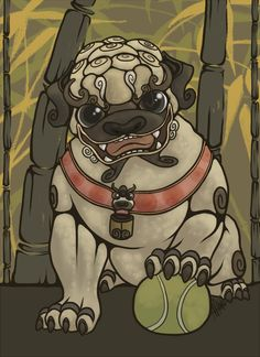 izziefoo.jpg (600×825) this one reminds me of a pug .. @Mere Matcha you might like this.