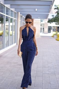 7fd0871f7b0 Marisela Altamirano of Diverse City Style in the Ireland Jumpsuit http   on.