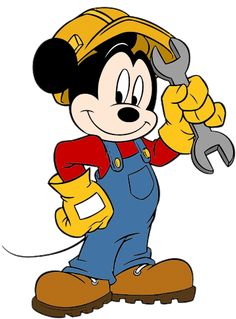 Mickey getting the hard work done. Mickey Mouse Clipart, Disney Clipart, Mickey Mouse And Friends, Mickey Love, Classic Mickey Mouse, Mickey Mouse Pictures, Disney Pictures, Mickey Mouse Wallpaper, Disney Wallpaper