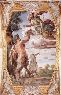 Προσφορά στην Αρτέμιδα - Ανίμπαλε Καράτσι (1597-1602)