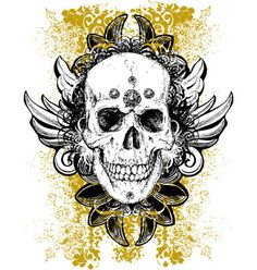 Skull   # Pin++ for Pinterest #