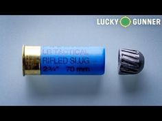 Is it ever a good idea to load a home defense shotgun with slugs instead of the more commonly used buckshot? Here's a quick look at some of the pros and cons. Survival Prepping, Emergency Preparedness, Mossberg Maverick 88, Shotgun Slug, Home Defense Shotgun, Bug Out Bag, Hunting Rifles, Firearms, Shotguns