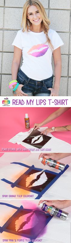 Read my Lips T-shirt