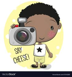 Illustration about Cute cartoon Boyl with a camera on a cheese background. Illustration of face, business, orange - 97961001 Cartoon Cartoon, Disney Cartoon Characters, Disney Cartoons, Christmas Sprinkles, Christmas Ad, Clipart Png, School Advertising, Beautiful Textures, Free Illustrations