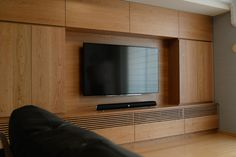 Best of Interior Design and Architecture Ideas Living Room Wall Units, Living Room Tv Unit Designs, Living Room Interior, Tv Cabinet Design, Tv Wall Design, Tv Unit Furniture, Home Decor Furniture, Tv Wall Cabinets, Modern Tv Units