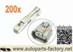 longyue terminals for Vss Speed Sensor Plug Connector Integra Accord Civic Acura Honda