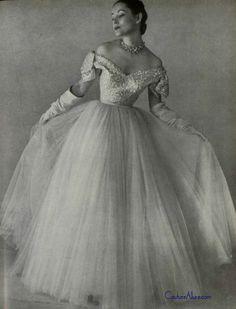 Balenciaga, 1950.