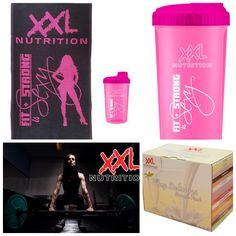 Wat zit er in de goodie bags:  - XXL Nutrition Tasje - Miss Fitness Shaker - Miss Fitness Handdoek - Whey Delicious samples - Delicious Proteine bars en nog veel meer. Doe nu direct mee!