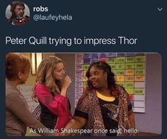 "42 Marvel Movie Sh*tposts For The Superfans - Funny memes that ""GET IT"" and want you to too. Get the latest funniest memes and keep up what is going on in the meme-o-sphere. Marvel Funny, Marvel Memes, Marvel Avengers, Dc Memes, Funny Memes, Marvel Universe, Gavin Memes, Cheer Someone Up, The Villain"