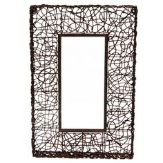I pinned this Blueford Wall Mirror from the Firefly Home event at Joss and Main!