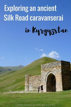 Exploring the Tash Rabat Silk Road caravanserai Kyrgyzstan. The unique site survived the ages almost undamaged and is a testament to the 15th century silk road trade. Click for more info.