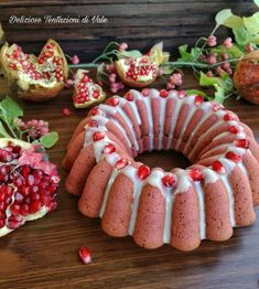 Torte Cake, Dessert Recipes, Desserts, Sushi, Sausage, Good Food, Food And Drink, Sweets, Meat
