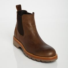 Women's Beatle Boot Vintage Tribe Leather   Women's Shoes and Boots   Roots  #RootsBacktoSchool