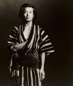 My mentor, Naoko Maeshiba's teacher, Min Tanaka: Dancer, Actor, Director