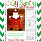 Santa Claus is comin' to town!  With this little pack, your kiddos will create a unique Santa craft... and complete lots of fun printables!  Great ...
