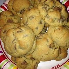 No-Fail Chocolate Chip Cookies