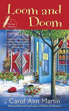 Loom and Doom: A Weaving Mystery by Carol Ann Martin http://www.amazon.com/dp/0451474880/ref=cm_sw_r_pi_dp_zoK7ub0M4RHQP