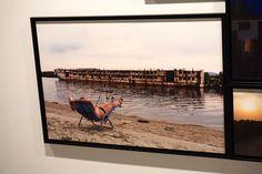 """Claudia Guadarrama #Exposición """"Tras los pasos de Inge Morath.  Miradas sobre el Danubio"""" Espacio Fundación Telefónica #Madrid #Fotogafía #Photography #PHE16 #PHOTOESPAÑA #Arterecord 2016 https://twitter.com/arterecord"""