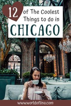 Is it your first time in the Windy City? Find out the coolest things to do in Chicago for first-timers. All these activities will guarantee you an unforgettable time! #chicago #illinois #usa #usatravel #windycity