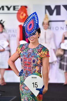 Racing Fashion - Racing Fashion Australia - The News Fascinators, Headpieces, Race Day Outfits, Races Style, Spring Racing, Ladies Hats, Races Fashion, Derby Hats, Couture Fashion