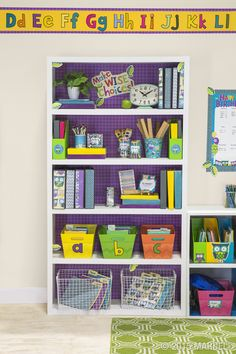 Make a wise choice and decorate your classroom in our Owl theme decor! #ClassroomDecorations #Teachers