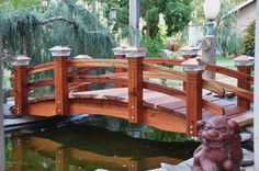 personable-wooden-bridges-a-must-for-any-koi-pond-garden-decoration