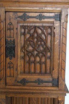gothic furniture - Google Search