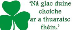 Never accept anyone's own opinion of themselves. #IrishWisdom