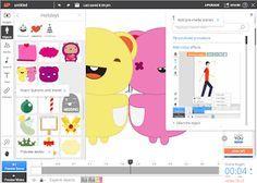 AYUDA PARA MAESTROS: 12 herramientas y servicios online para crear anim...