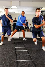 Personal training at Treloar Physiotherapy Clinic