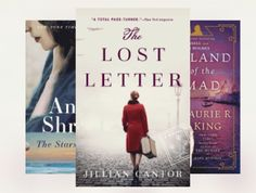 Find your next historical fiction book!
