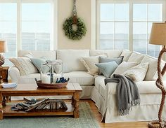 #potterybarn love the colors