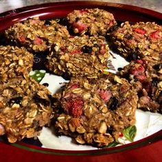 Breakfast Cookies #healthy #fit #food Desserts | ReaganRambler