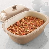 Pampered Chef - Deep Covered Baker Recipes