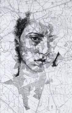 Ed Fairburn – Map Drawings