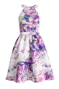 Napa Wedding - Parker Floral Element Dress