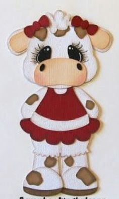 Scrapbookingbyleann Designs: New Pig & Cow Paper Piecings Tole Painting, Fabric Painting, Punch Art Cards, Cute Cows, Cow Art, Country Paintings, Paper Piecing Patterns, Animal Cards, Sewing Projects