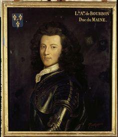 Charles de Bourbon duc d'Aumale Né le 31 mars 1704 à Versailles Décédé le 2 septembre 1708 à Sceaux à l'âge de 4 ans Inhumé à Eu Parents Louis-Auguste de Bourbon, prince de Dombes 1670-1736 Anne Louise de Bourbon-Condé, duchesse du Maine 1676-1753