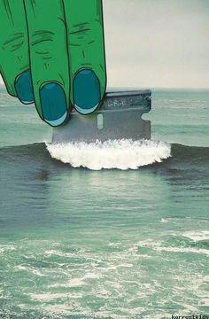 ...On The Sea.....