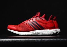 Adidas Ultra Boost ST Ray Red Size 10.5. BB3930 NMD