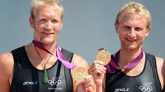 Two rowing golds for NZ! Olympic Team, Rowing, Olympics, Gold, Canoeing, Boating